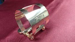 画像1: T-Balance リガチャー ローズゴールド フランス製 世界で一番薄い!